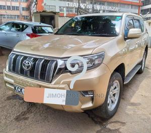 Toyota Land Cruiser Prado 2010 Gold   Cars for sale in Nairobi, Parklands/Highridge