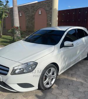 Mercedes-Benz A-Class 2014 White | Cars for sale in Nairobi, Kilimani