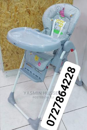 High Chair Adjustable Height Reclines at 9500 | Children's Gear & Safety for sale in Nairobi, Umoja