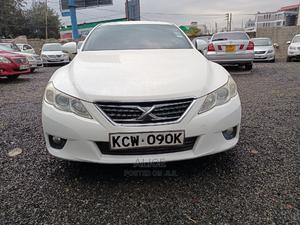 Toyota Mark X 2012 White | Cars for sale in Nairobi, Parklands/Highridge