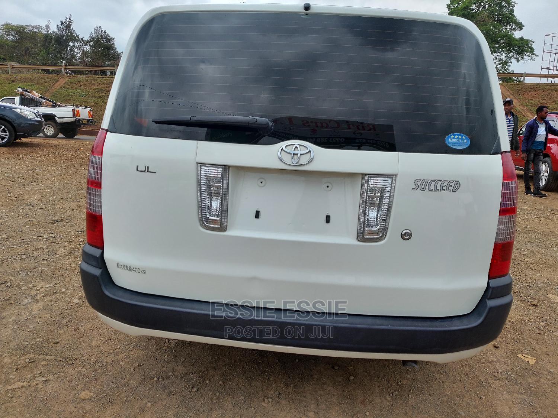 Toyota Succeed 2014 White   Cars for sale in Nairobi Central, Nairobi, Kenya