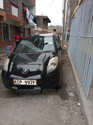 Toyota Vitz 2010 Black   Cars for sale in Nairobi, Nairobi Central