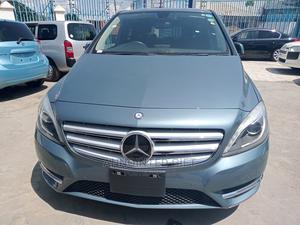 Mercedes-Benz B-Class 2014 Gray   Cars for sale in Mombasa, Mombasa CBD
