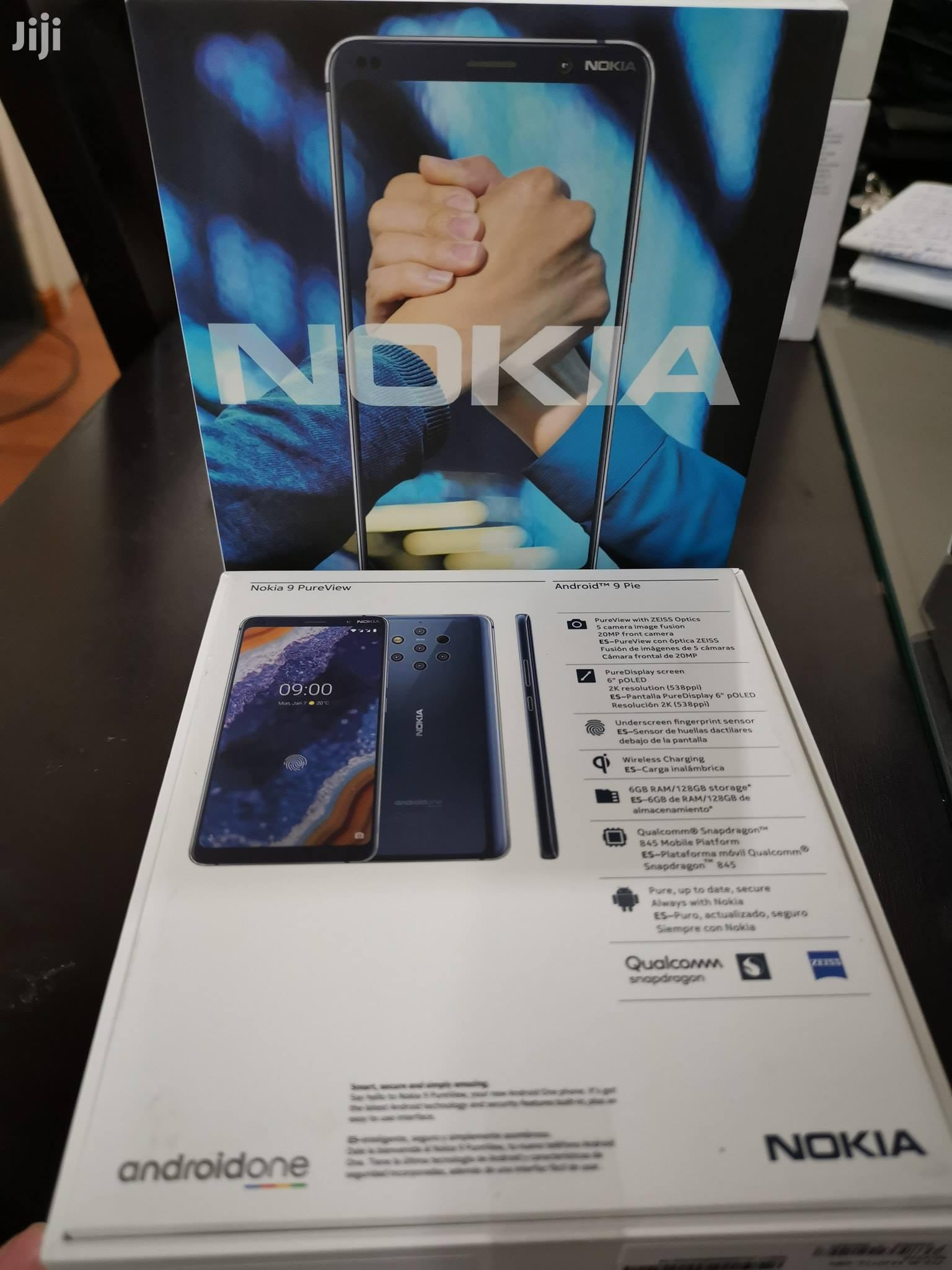 Archive: New Nokia 808 PureView 128 GB Black