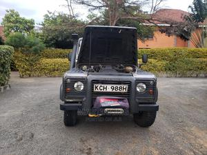 Land Rover Defender 2010 Gray   Cars for sale in Nairobi, Karen