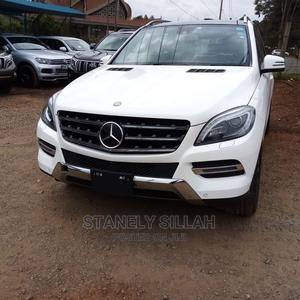 Mercedes-Benz M Class 2015 White | Cars for sale in Nairobi, Ridgeways