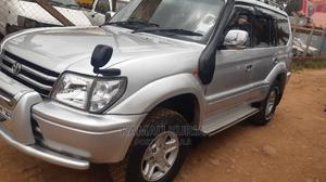 Toyota Land Cruiser Prado 2003 Silver | Cars for sale in Kiambu, Thika