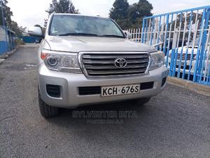 Toyota Land Cruiser Prado 2012 Silver | Cars for sale in Nairobi, Nairobi Central