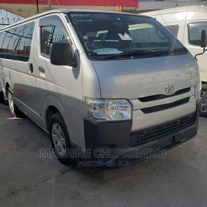 Toyota Hiace Silver. Auto DIESEL | Buses & Microbuses for sale in Mombasa, Ganjoni