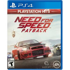 Need for Speed Payback - Playstation 4 (PS4) | Video Games for sale in Nairobi, Nairobi Central