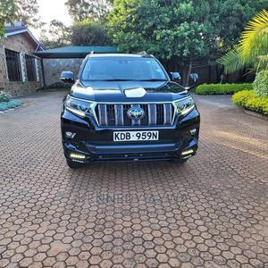 Toyota Land Cruiser Prado 2019 2.7 Black   Cars for sale in Nairobi, Nairobi Central