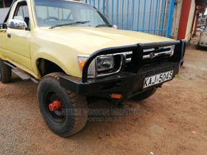 Toyota Hilux 1999 Beige   Cars for sale in Kiambu, Thika