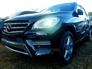 Mercedes-Benz M Class 2015 Black   Cars for sale in Mombasa, Changamwe