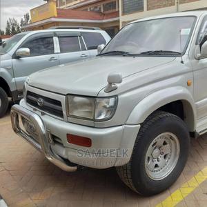Toyota Hilux Surf 1998 3.0DT Silver   Cars for sale in Machakos, Machakos Town