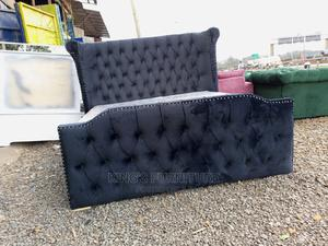 Curvy 5×6 Bed | Furniture for sale in Nairobi, Nairobi Central