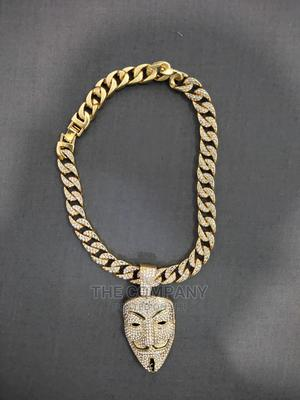 Iced Cuban Link Miami Chains With Pendants   Jewelry for sale in Nairobi, Nairobi Central