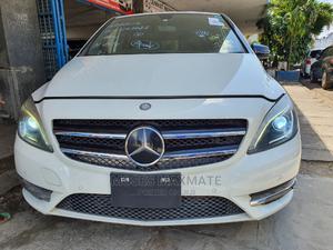Mercedes-Benz B-Class 2014 White | Cars for sale in Mombasa, Mombasa CBD