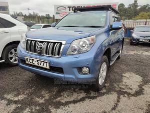 Toyota Land Cruiser Prado 2013 Blue   Cars for sale in Nairobi, Nairobi Central