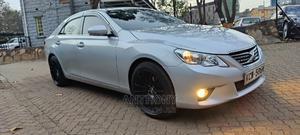 Toyota Mark X 2012 2.5 AWD Silver   Cars for sale in Nairobi, Woodley/Kenyatta Golf Course