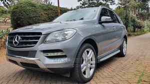 Mercedes-Benz M Class 2014 Gray | Cars for sale in Nairobi, Lavington