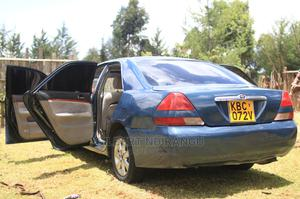 Toyota Mark II 2003 2.0 RWD Blue   Cars for sale in Nakuru, Nakuru Town East