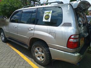 Toyota Land Cruiser Prado 2001 Gold   Cars for sale in Nakuru, Nakuru Town East