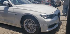 BMW 320i 2014 White | Cars for sale in Mombasa, Ganjoni