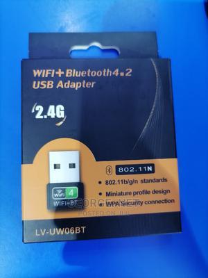 Wi-Fi + Bluetooth 4.2 Dongle | Computer Accessories  for sale in Mombasa, Mombasa CBD