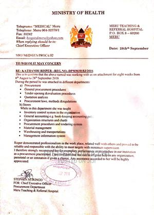Sales Telemarketing CV | Sales & Telemarketing CVs for sale in Nairobi, Kasarani