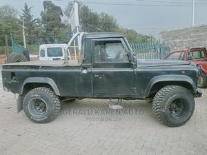Land Rover Defender 2004 Gray   Cars for sale in Nairobi, Karen