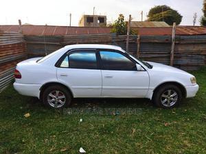 Toyota Corolla 2002 White   Cars for sale in Uasin Gishu, Turbo