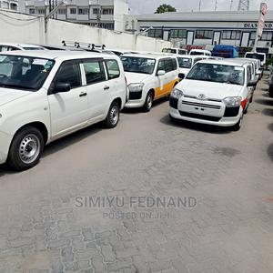 Toyota Probox 2014 1.5 GL 2WD White | Cars for sale in Mombasa, Mombasa CBD