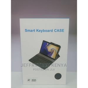 Samsung A7 2020 Smart Keyboard Case   Accessories for Mobile Phones & Tablets for sale in Nairobi, Nairobi Central