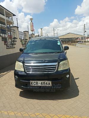 Toyota Noah 2007 2.0 143hp AWD (7 Seater) Black | Cars for sale in Nairobi, Donholm