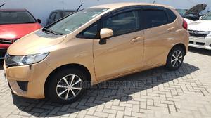 Honda Fit 2014 Gold | Cars for sale in Mombasa, Ganjoni