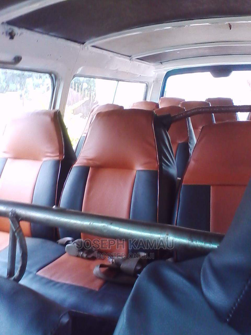 Archive: Nissan Matatu Td27 Diesel