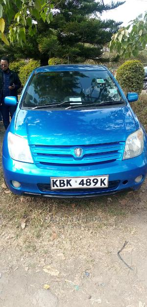 Toyota IST 2002 Blue   Cars for sale in Nairobi, Nairobi Central