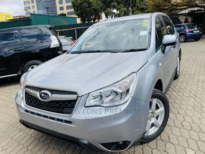 Subaru Forester 2014 Silver   Cars for sale in Nairobi, Kilimani