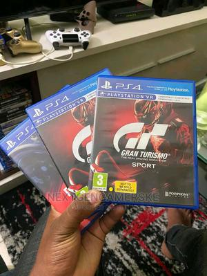 Playstation 4 2 Player Racing Game Gt Sport   Video Games for sale in Nairobi, Nairobi Central