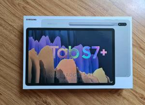 New Samsung Galaxy Tab S7+ 128 GB Silver | Tablets for sale in Nairobi, Nairobi Central