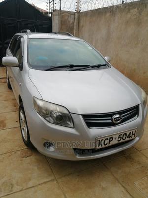Toyota Fielder 2010 Silver | Cars for sale in Nakuru, Nakuru Town East