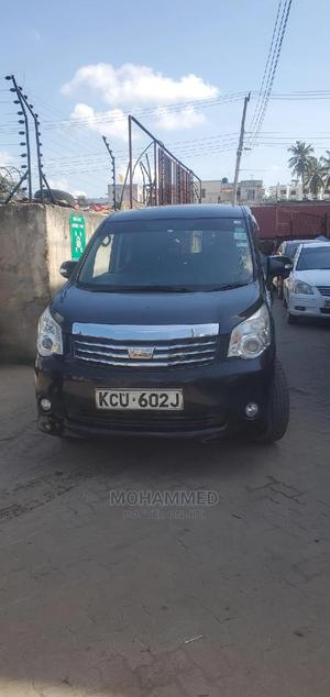 Toyota Noah 2012 2.0 158hp AWD (7 Seater) Black | Cars for sale in Mombasa, Mombasa CBD