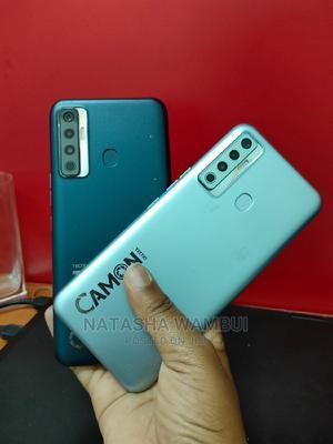 New Tecno Camon 17 128 GB Blue   Mobile Phones for sale in Nairobi, Nairobi Central