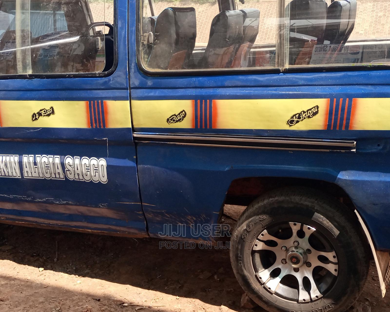 Nissan Matatu For Sale   Buses & Microbuses for sale in Kikuyu, Kiambu, Kenya