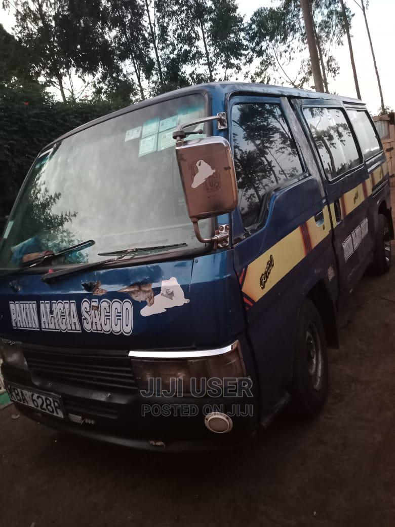 Nissan Matatu For Sale