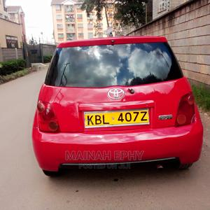 Toyota IST 2003 Red   Cars for sale in Nairobi, Nairobi Central