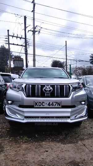 Toyota Land Cruiser Prado 2014 3.0 D-4d (190 Hp) 7 Seats Silver | Cars for sale in Nairobi, Nairobi Central