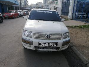 Toyota Succeed 2013 White | Cars for sale in Mombasa, Ganjoni