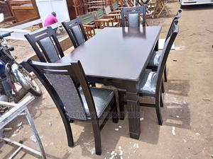 6 Seater Dining Table | Furniture for sale in Nairobi, Dagoretti