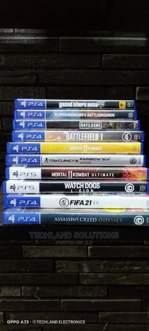 Used Ps4 Games, Playstation 4 Games   Video Games for sale in Nairobi, Nairobi Central